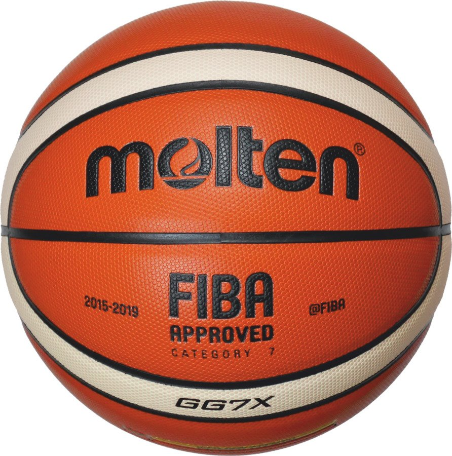 Basketbalová lopta  Molten BGG7X-X veľ. 7