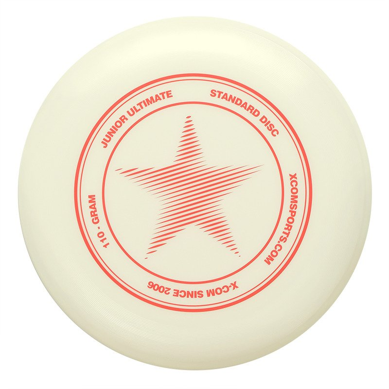 FRISBEE X-COM UJ110 STAR LIGHT NIGHT GLOW JUNIOR - svieti v tme