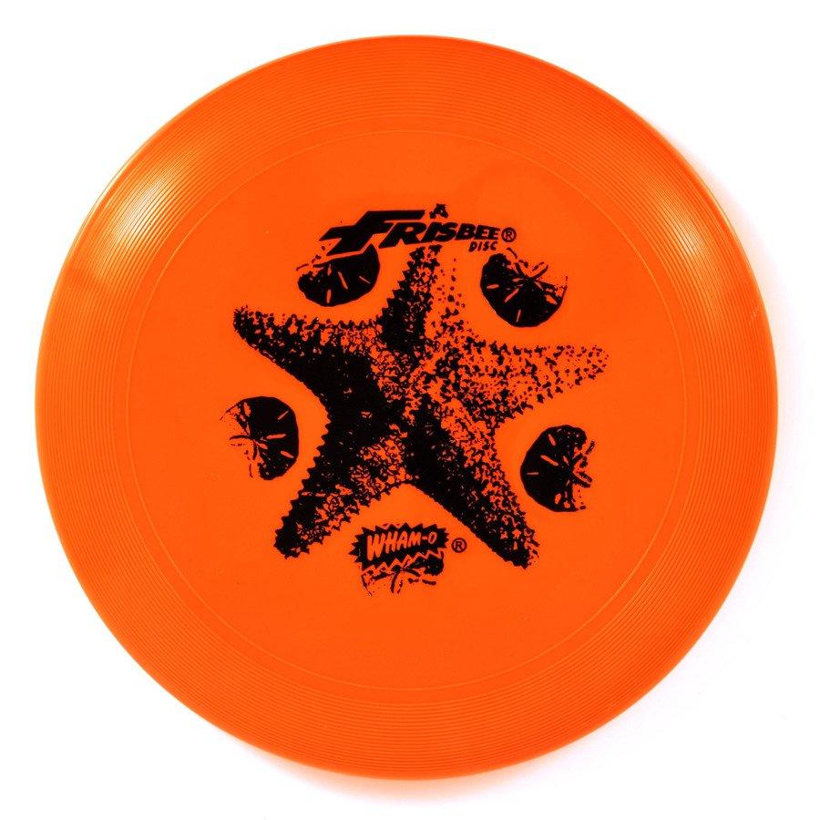 FRISBEE Wham-O Malibu 110g oranžový